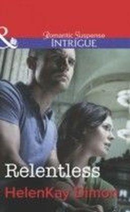 Relentless (Mills & Boon Intrigue) (Corcoran Team - Book 3)