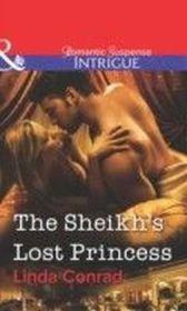 Sheikh's Lost Princess (Mills & Boon Intrigue)
