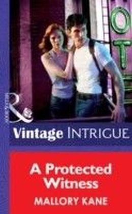 Protected Witness (Mills & Boon Intrigue) (Ultimate Agents - Book 2)