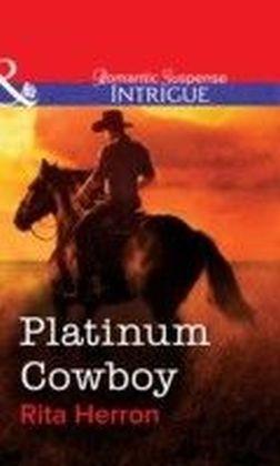 Platinum Cowboy (Mills & Boon Intrigue)
