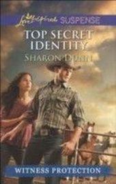 Top Secret Identity (Mills & Boon Love Inspired Suspense)
