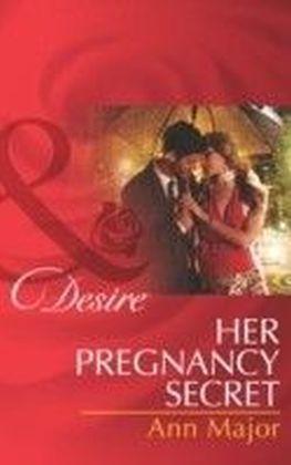 Her Pregnancy Secret (Mills & Boon Desire)