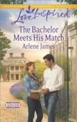 Bachelor Meets His Match (Mills & Boon Love Inspired) (Chatam House - Book 8)