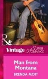 Man from Montana (Mills & Boon Vintage Superromance) (Single Father - Book 17)