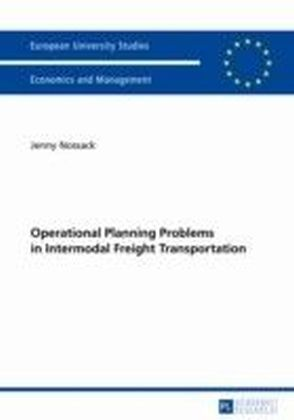 Operational Planning Problems in Intermodal Freight Transportation