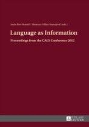 Language as Information
