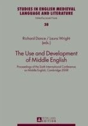 Use and Development of Middle English