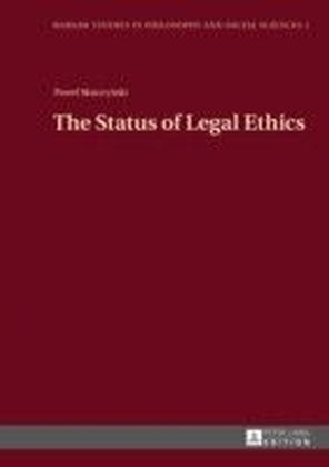 Status of Legal Ethics