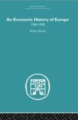 Economic History of Europe 1760-1930