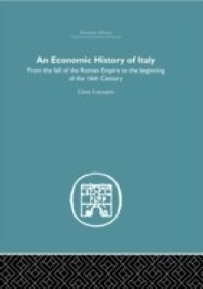 Economic History of Italy