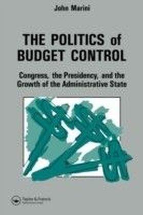 Politics Of Budget Control