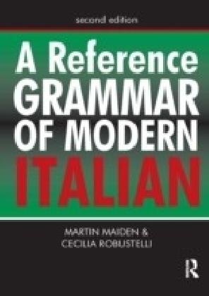 Reference Grammar of Modern Italian