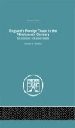 England's Foreign Trade in the Nineteenth Century