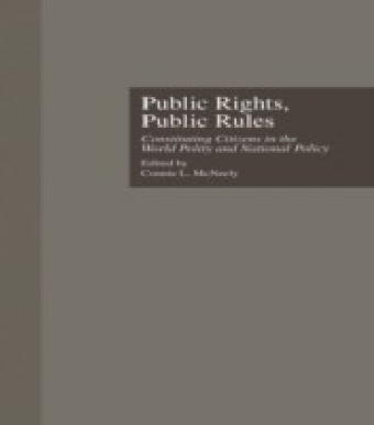 Public Rights, Public Rules