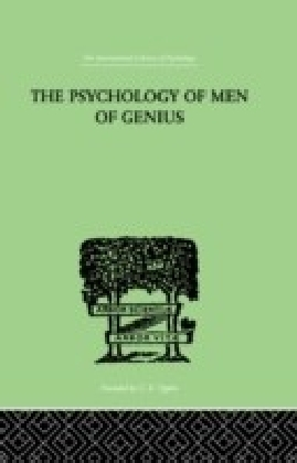 Psychology Of Men Of Genius