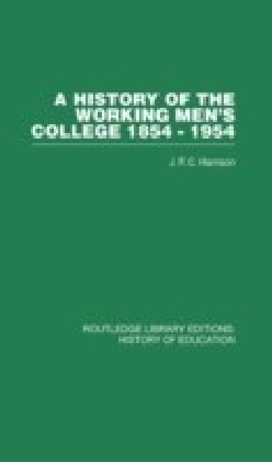 History of the Working Men's College