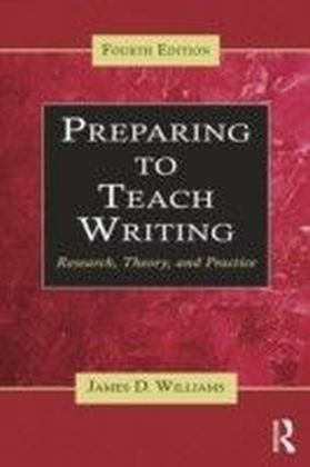 Preparing to Teach Writing
