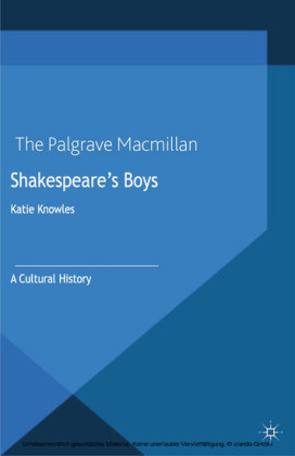Shakespeare's Boys