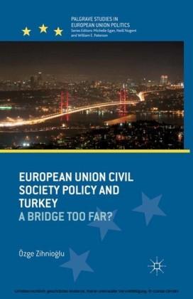 European Union Civil Society Policy and Turkey