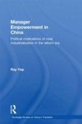 Manager Empowerment in China