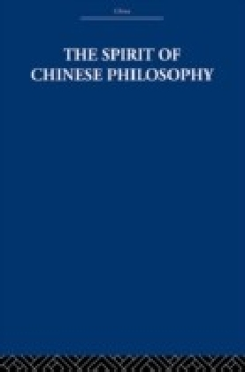 Spirit of Chinese Philosophy