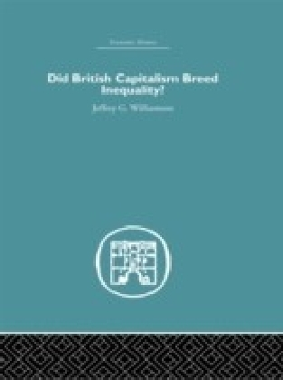Did British Capitalism Breed Inequality?