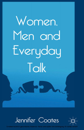 Women, Men and Everyday Talk