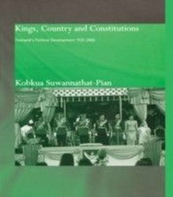 Kings, Country and Constitutions