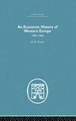 Economic History of Western Europe 1945-1964