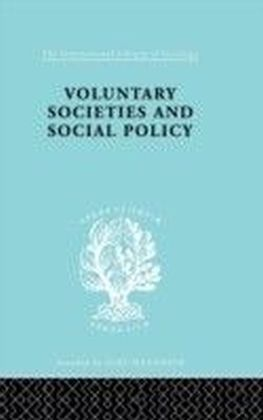 Voluntary Societies and Social Policy