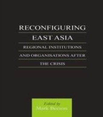 Reconfiguring East Asia