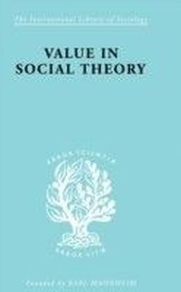 Value in Social Theory