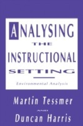 Analysing the Instructional Setting