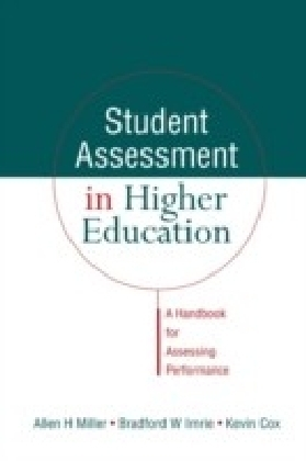 Student Assessment in Higher Education