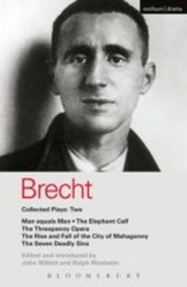 Brecht Collected Plays: 2