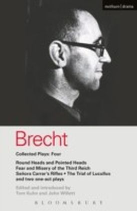 Brecht Collected Plays: 4