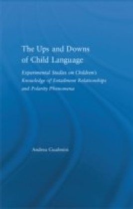 Ups and Downs of Child Language