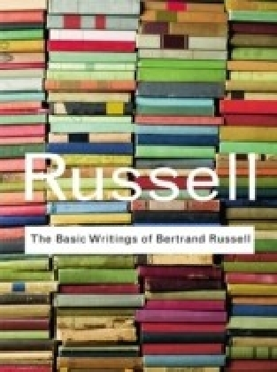 Basic Writings of Bertrand Russell