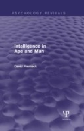 Intelligence in Ape and Man (Psychology Revivals)