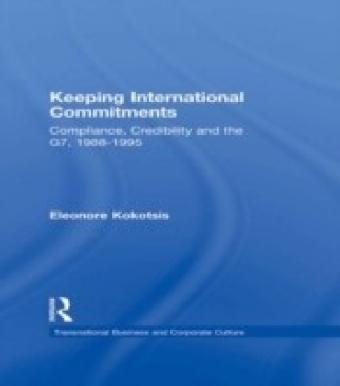 Keeping International Commitments