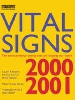 Vital Signs 2000-2001