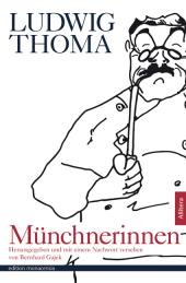 Münchnerinnen Cover