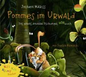 Pommes im Urwald, 1 Audio-CD Cover