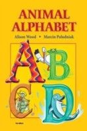 Animal Alphabet. My first ABC book