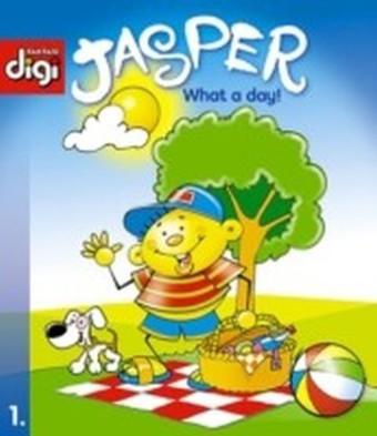 Jasper series 1 - What a day!