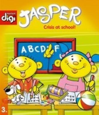 Jasper series 3 - Crisis at School!