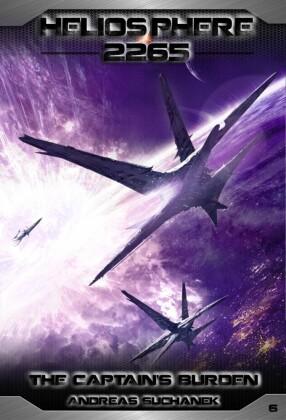 Heliosphere 2265, Volume 6: The Captain's Burden (Science Fiction)