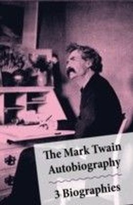 Mark Twain Autobiography + 3 Biographies
