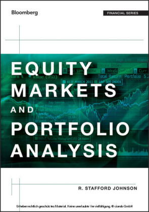 Equity Markets and Portfolio Analysis