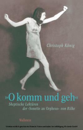 """""""O komm und geh'"""